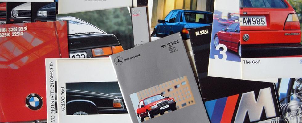 輸入車カタログ